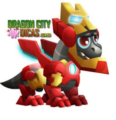 Dragão de Ferro