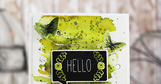Crafting with Betty: Hello and Celebrate!