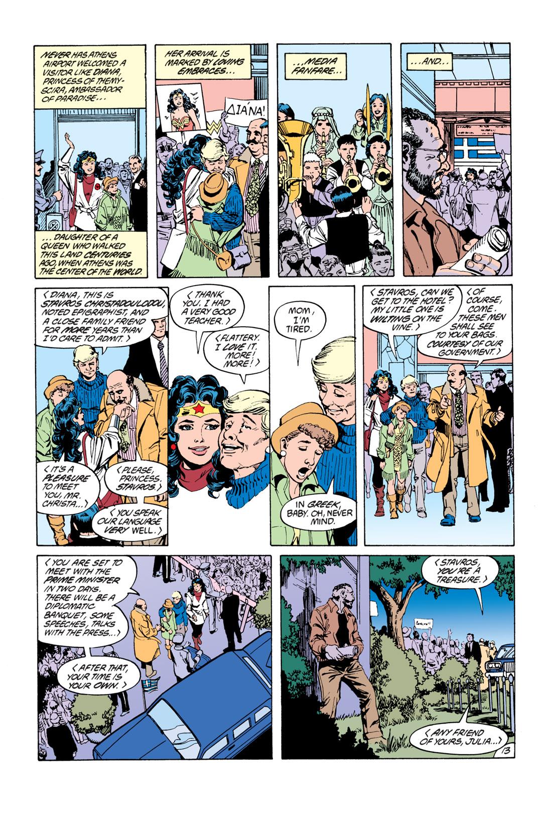 Read online Wonder Woman (1987) comic -  Issue #17 - 14
