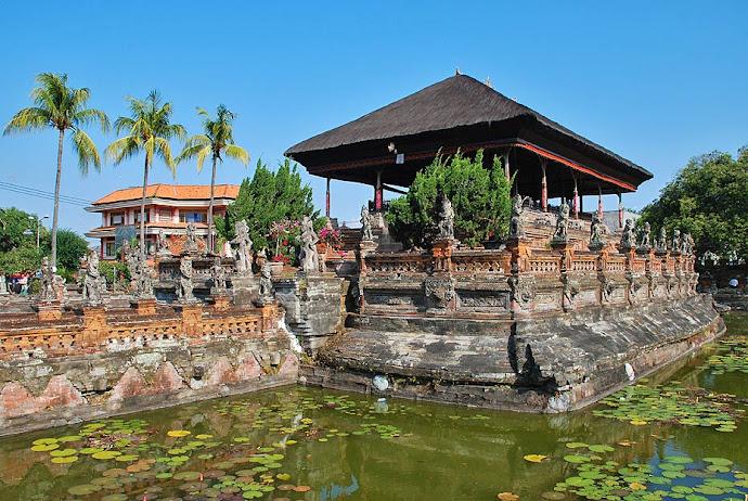 Palacio de Justicia de Klungkung