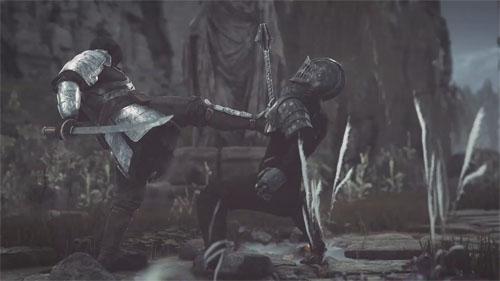 thumbnail screenshot indie game Demon Knights of Ankhoron