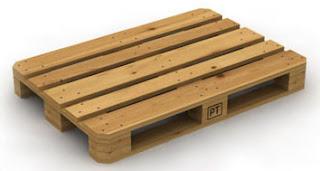 Поддоны (паллеты) - деревянная тара,