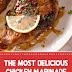 The Most Delicious Chicken Marinade #chicken #marinade