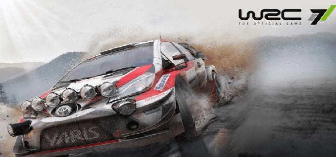 تحميل لعبة 2018 WRC 7 FIA World Rally Championship برابط واحد مباشر