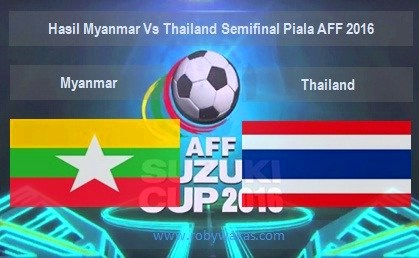 hasil myanmar vs thailand piala aff