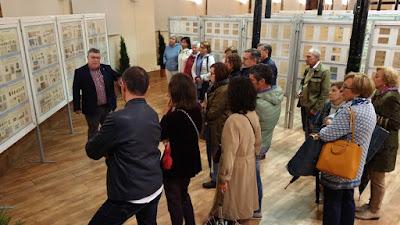 Exfiastur 2018, filatelia, Trascorrales, exposición