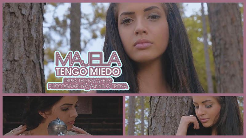 Majela Rodríguez - ¨Tengo miedo¨ - Videoclip - Dirección: FELO. Portal Del Vídeo Clip Cubano