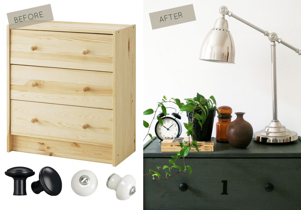 Live Creating Yourself.: The Look for Less: ordinal chest of drawers