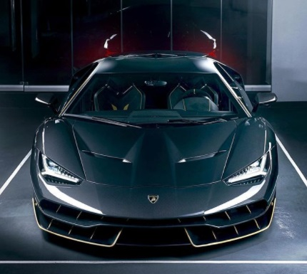 Lamborghini Centanario Review