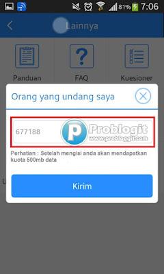 Cara Berbagi Koneksi Akun WIfi.id ke Banyak Perangkat di Android