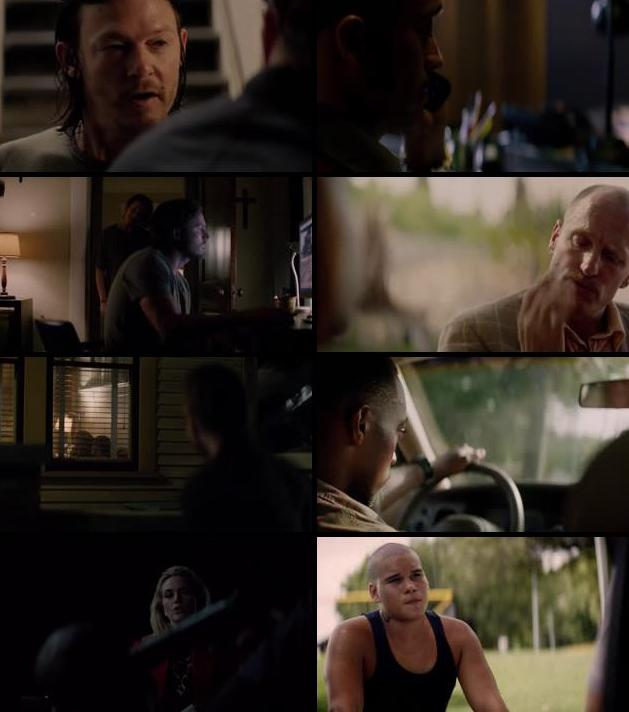 Download Triple 9 2016 English 720p HDRip 850mb