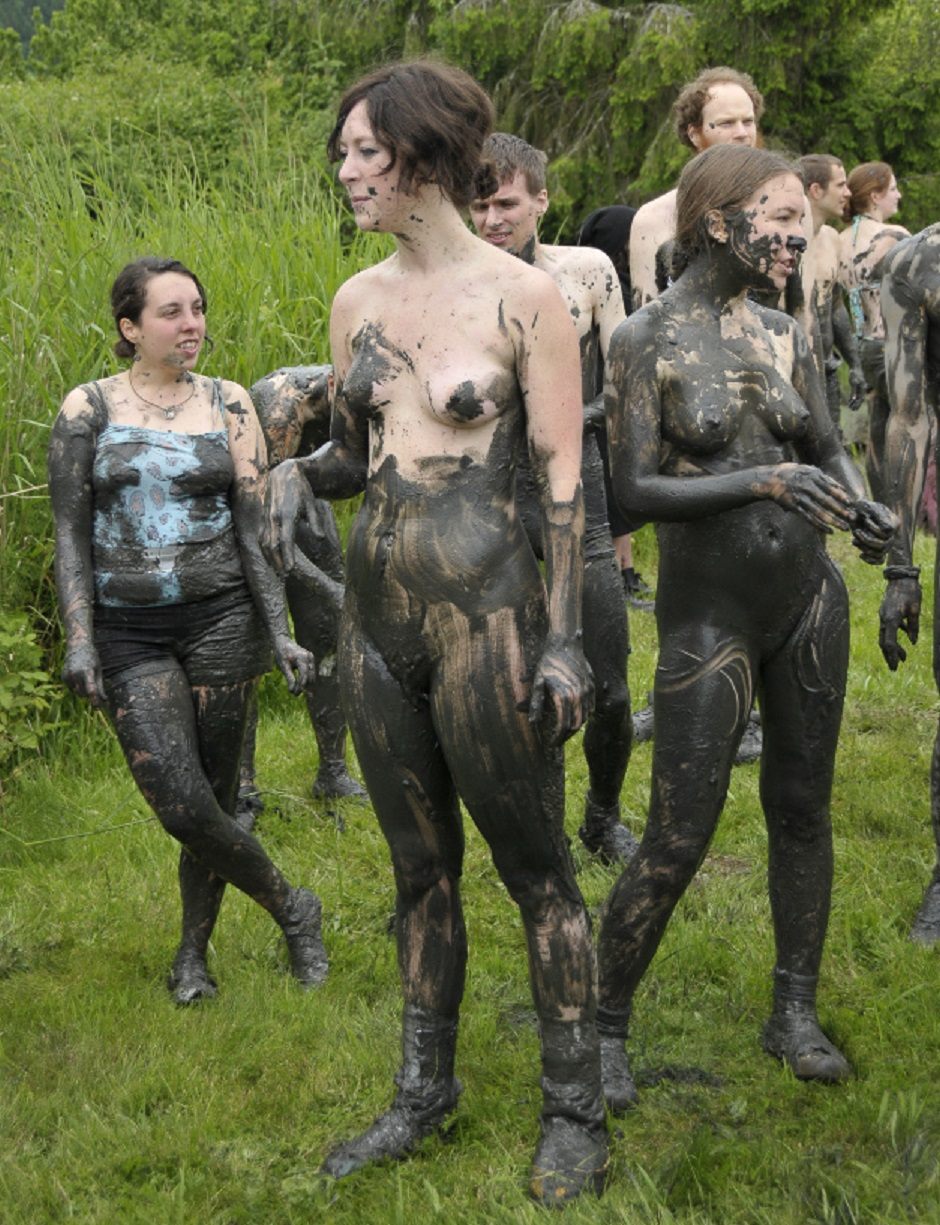 Movies mud run nudity maid porn big