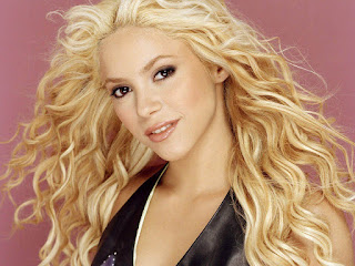 Sexiest celebrities Shakira