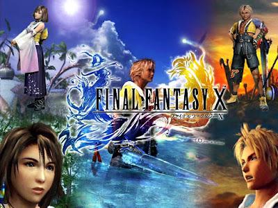 Cheat Dan Panduan Lengkap Bermain Game Final Fantasy X