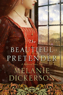 Heidi Reads... The Beautiful Pretender by Melanie Dickerson