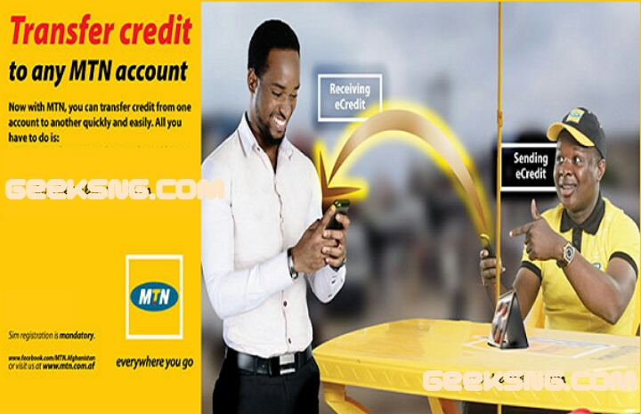New USSD Code To Change MTN Share & Sell / Transfer PIN