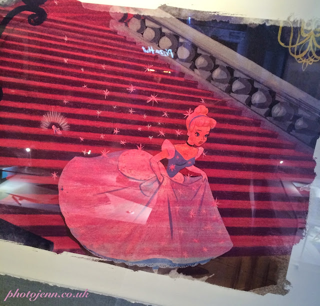 Cinderella-exhibition-disney-film-painting