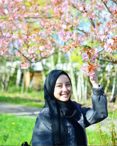 Mahasiswi Jerman asal Indonesia, Gita Savitri Devi