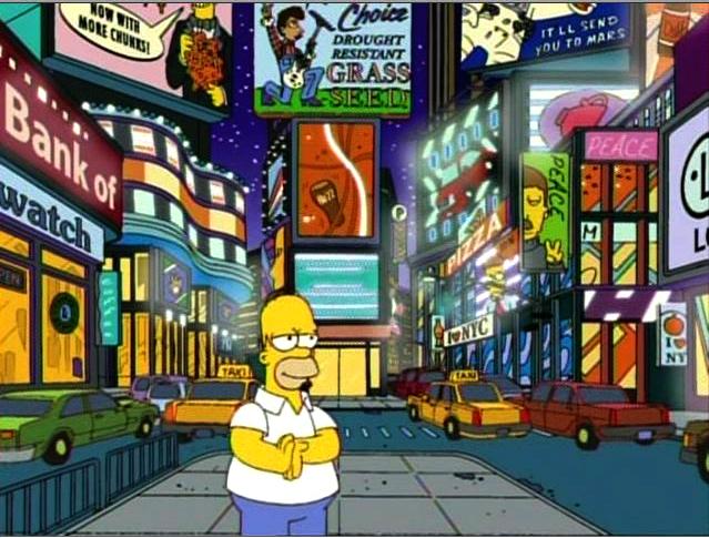 Simpsons Treehouse Horror Dvd Cover – Desenhos Para Colorir