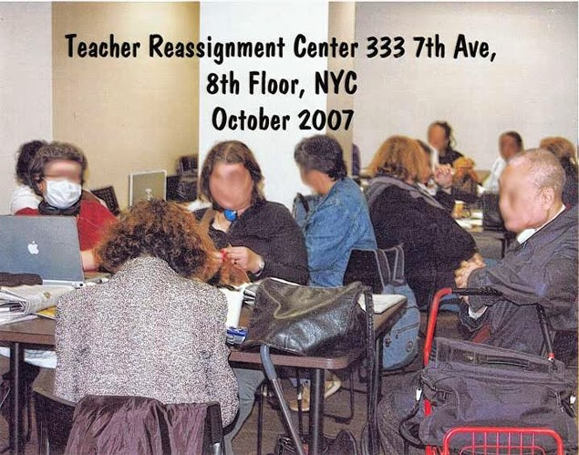 Nyc Rubber Room Reporter And Atr Connect Crain S Attacks