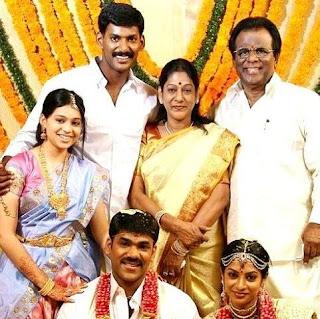 Vishal  Profile Family Biography Age Biodata Wife Photos