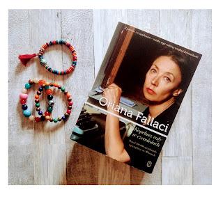"""Oriana Fallaci i jej """"Kapelusz cały w czereśniach"""""""