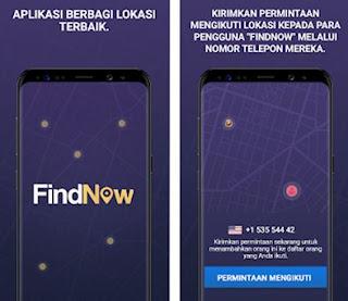 Cara Menggunakan Find Now