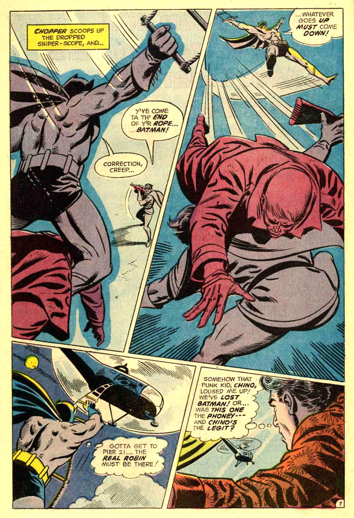 Detective Comics (1937) 379 Page 9