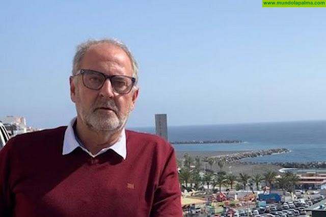 Elías Castro Feliciano candidato socialista a la alcaldía de Santa Cruz de La Palma