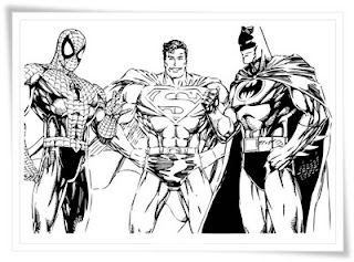 ausmalbilder batman. Black Bedroom Furniture Sets. Home Design Ideas