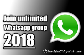 Join unlimited Latest New WhatsApp Groups Link 2018