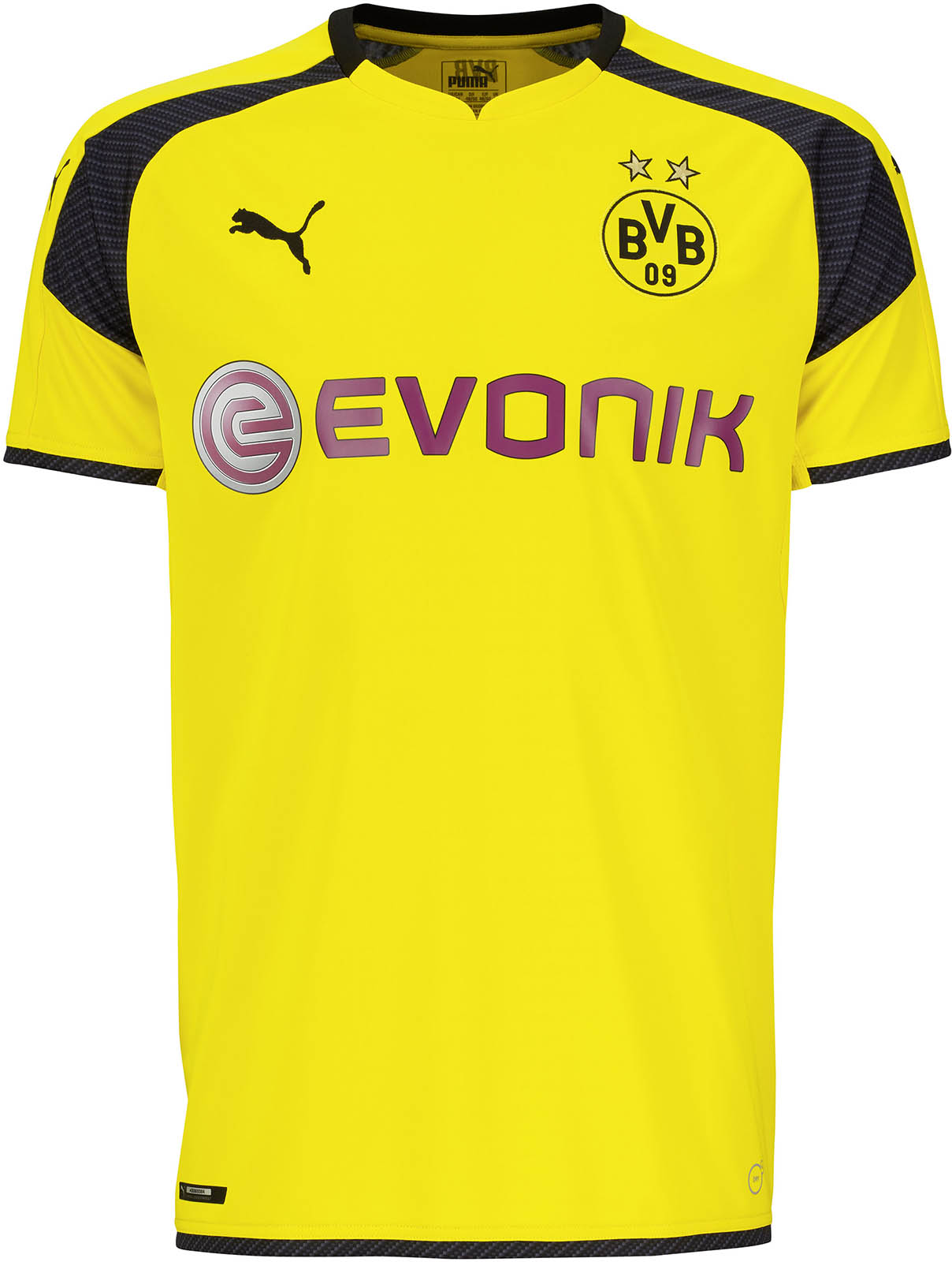 das ist das neue puma dortmund trikot. Black Bedroom Furniture Sets. Home Design Ideas