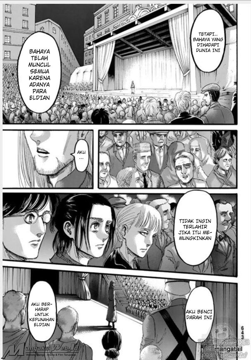 Shingeki No Kyojin: Chapter 100 - Page 34