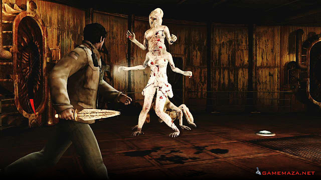 Silent Hill 5 Homecoming Gameplay Screenshot 4