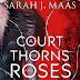 Sarah J Maas ~ A Court Of Thorns and Roses