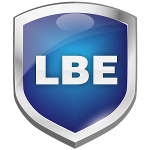Escudo aplicación LBE privacy guard