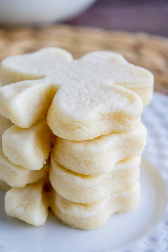 The SOFTEST Sugar Cookies of Your Life (That Hold Their Shape)