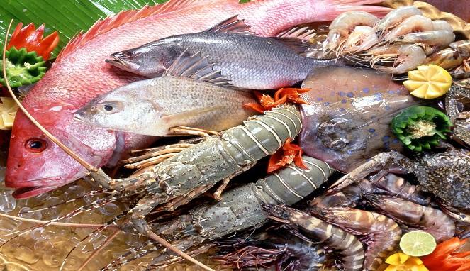 Image result for makanan laut