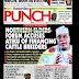 NIGERIA NEWSPAPERS: TODAY'S THE PUNCH NEWSPAPER HEADLINES [6TH JANUARY, 2018].