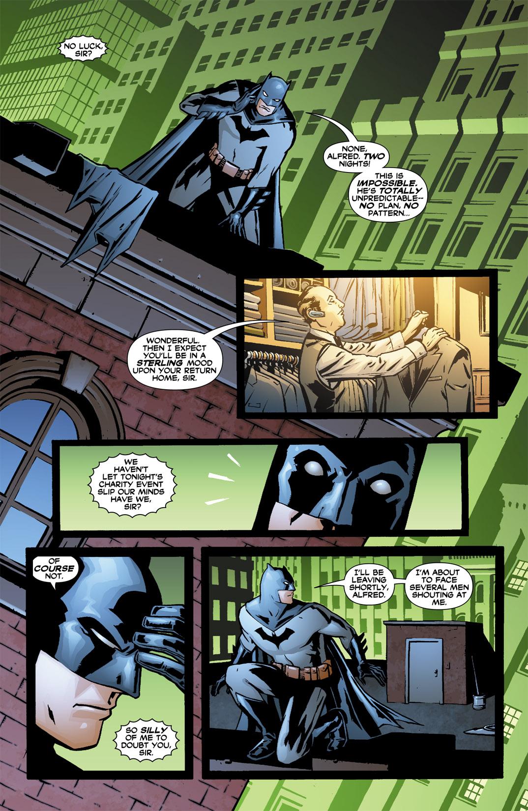Detective Comics (1937) 815 Page 8