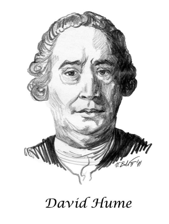 Timothy Ministry: David Hume and the Problem of Evil