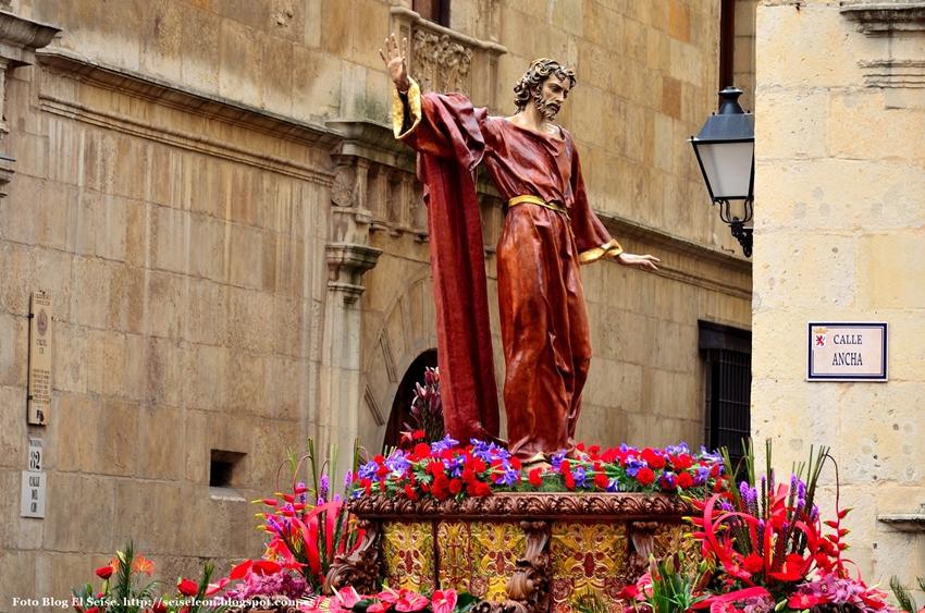 Cristo Gran Poder. Foto G. Márquez. 2015. León