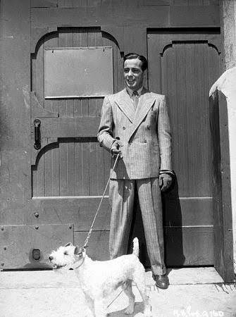Humphrey Bogart Was a Dog Lover