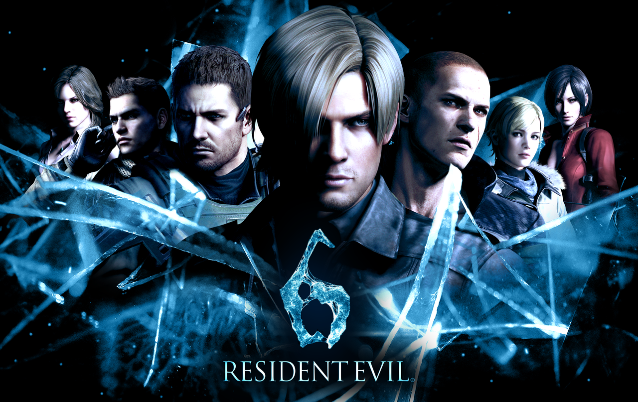 Resident Evil 6: Nightmare Mode: Activate: Resident Evil 6