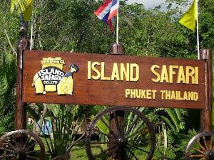 Phuket Island Safari