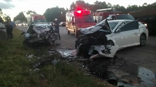 Mulher de 29 anos morre em acidente em Poços de Caldas