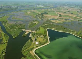 Foto Combineren van biomassateelt met wateropgaven goed voor het klimaat