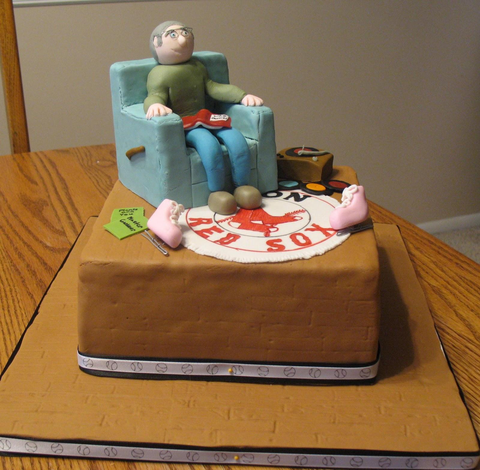 J S Cakes 70th Birthday Cake