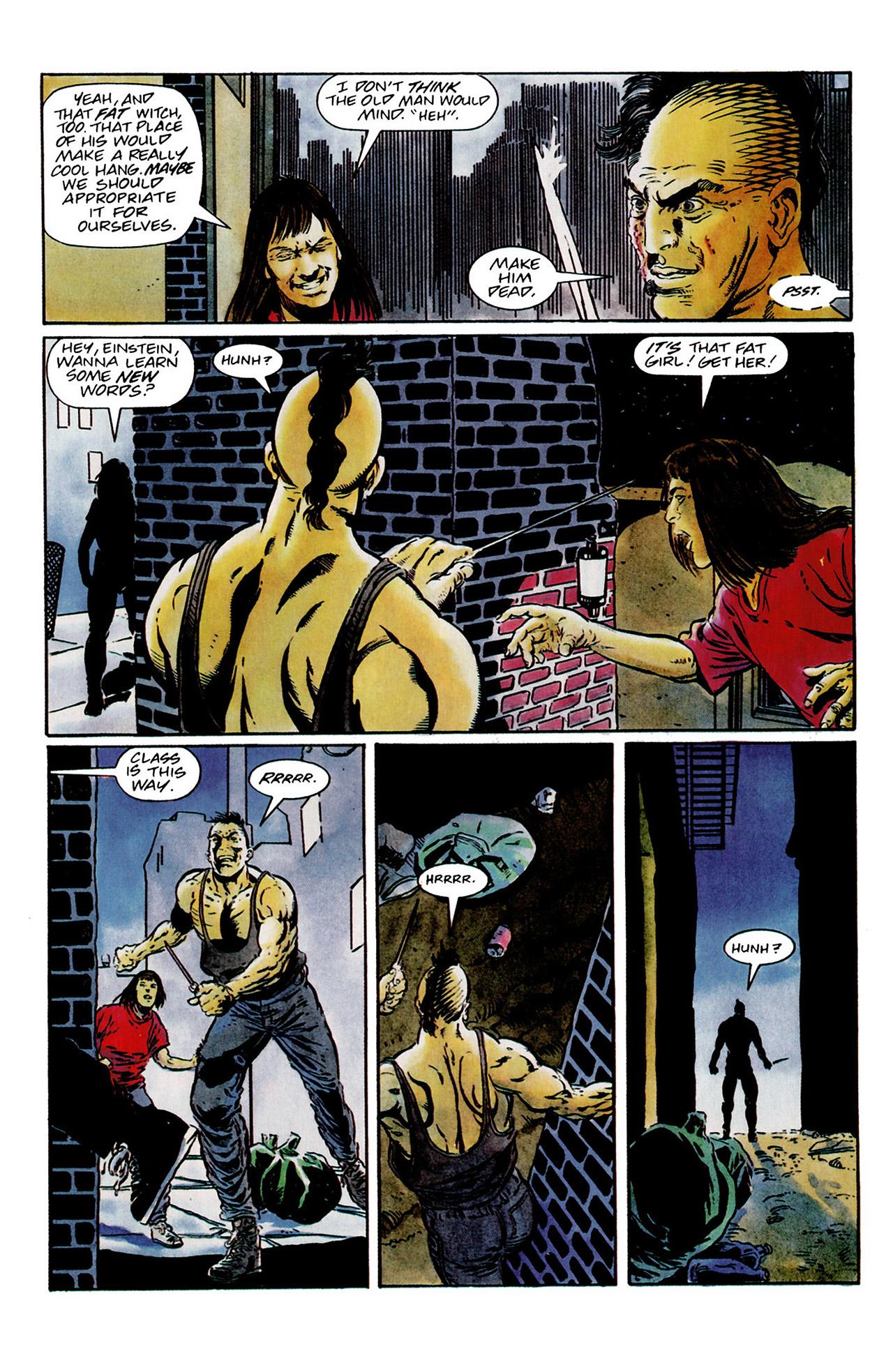 Read online Harbinger (1992) comic -  Issue #13 - 19