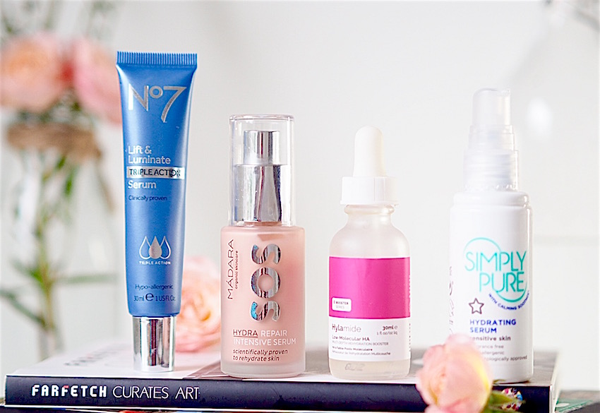 Products for Dehydrated Skin to Suit all Price Ranges